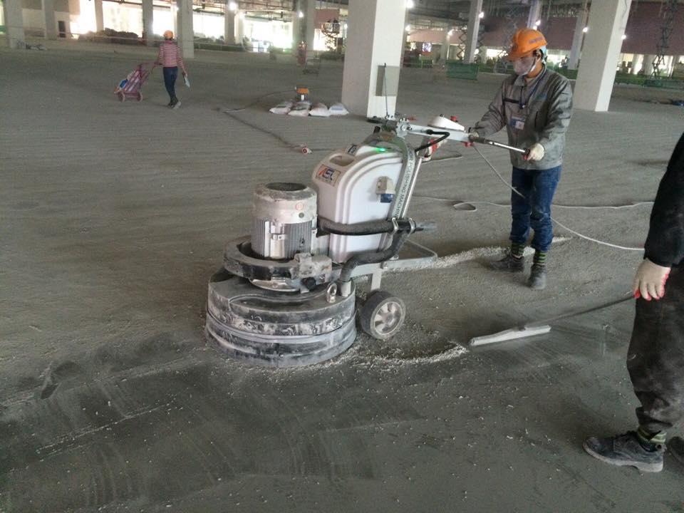 Dự án mài bóc sơn Công ty TNHH FORD Việt Nam