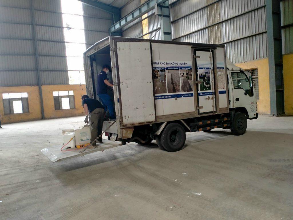 Quy trình dịch vụ sửa chữa nhà xưởng chuyên nghiệp